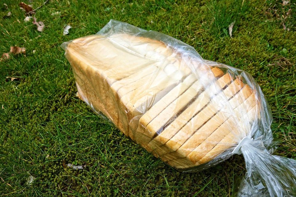 chléb v sáčku