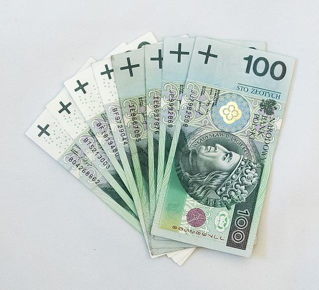peníze v bezpečí