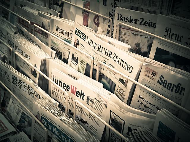 denní tisk