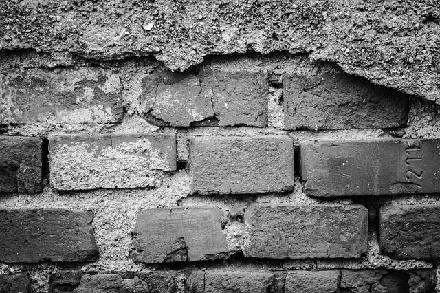 stará zeď